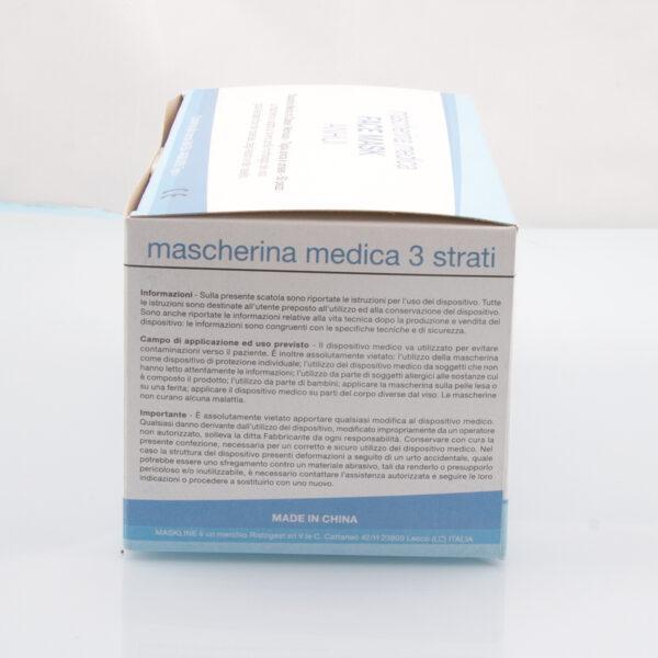 Mascherina medica face mask pack